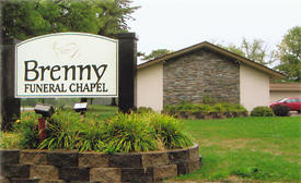 Brenny Funeral Chapel, Pequot Lakes Minnesota