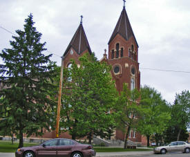 St. Henry's Catholic Church, Perham Minnesota