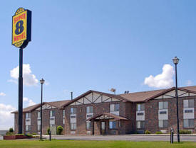 Super 8, Perham Minnesota