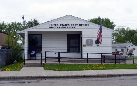 Post Office, Perley Minnesota, 2008