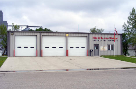 Fire and Rescue Station, Perley Minnesota, 2008