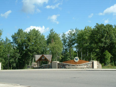 Edge of the Wilderness Scenic Byway in Bigfork Minnesota