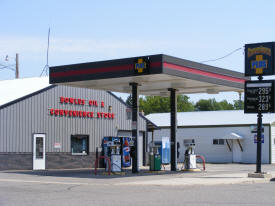 Bowlus Oil Service and Convenience Store, Bowlus Minnesota