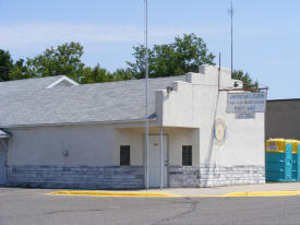 American Legion Post, Bowlus Minnesota