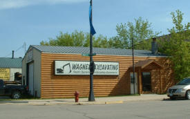 Wagner Excavating, Remer Minnesota