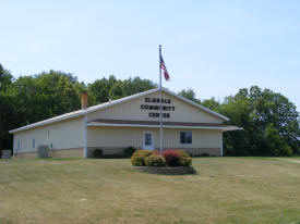 Elmdale Community Center, Bowlus Minnesota