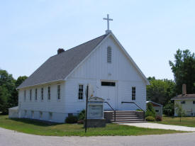 Mt. Olive Lutheran Church, Upsala Minnesota
