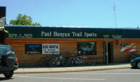 Paul Bunyan Trail Sports, Hackensack Minnesota