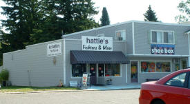 Hattie's Fashions & More, Pequot Lakes Minnesota