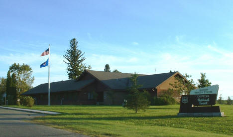 Blackduck Ranger Station, Chippewa National Forest, 2004