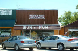 Sun & Fun Shop, Hackensack Minnesota