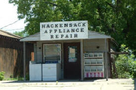 Hackensack Appliance Repair, Hackensack Minnesota
