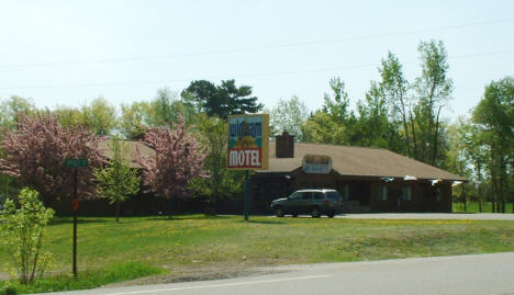 Wigwam Motel in Emily Minnesota, 2007
