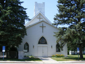 St. John's Lutheran Church, Grey Eagle Minnesota