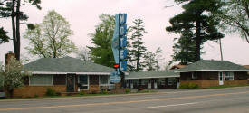 Forest Lake Motel, Grand Rapids Minnesota