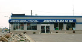 Anderson Glass Company, Grand Rapids Minnesota