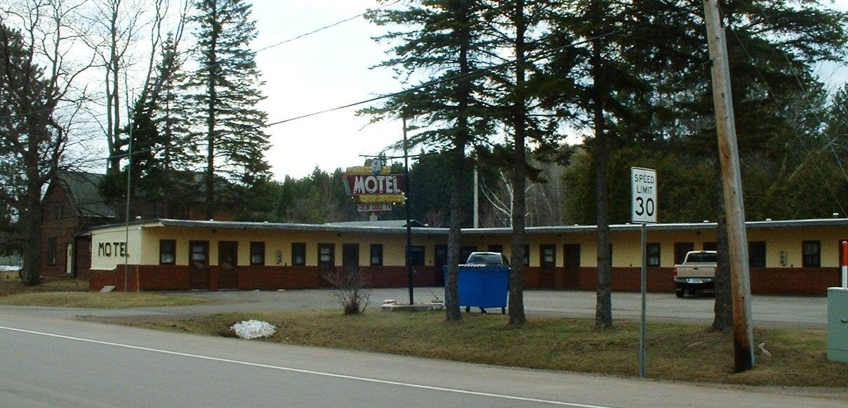 61 Motel Sandstone Minnesota 2007