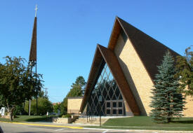 Zion Lutheran Church, Blackduck Minnesota
