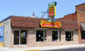 Larry's Family Pizza, Wadena Minnesota