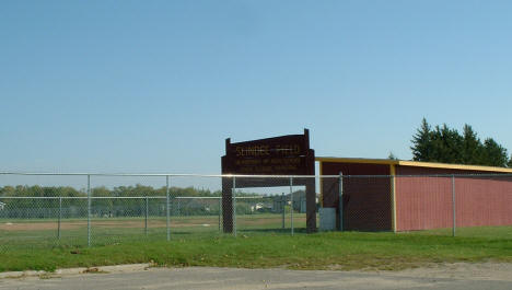 Slindee Athletic Field, Blackduck School, Blackduck Minnesota, 2004