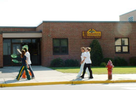 Blackduck Elementary School, Blackduck Minnesota
