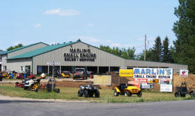 Marlin's Small Engine Repair, Wadena Minnesota