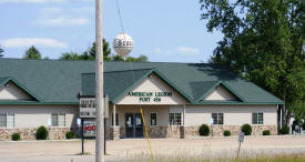 American Legion Post 456, Sebeka Minnesota