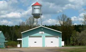 Marble Fire Department, Marble Minnesota
