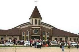 St. Charles Borromeo Catholic Church, Altura Minnesota