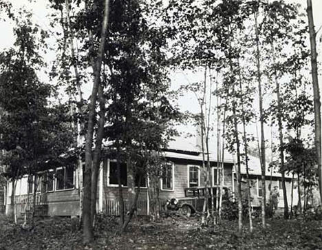 Sokol Camp, Pine City Minnesota, 1930
