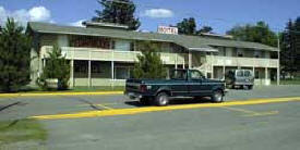 Cedarwood Motel, Pine River Minnesota