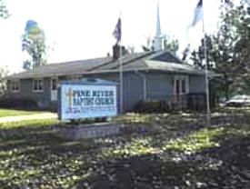 Pine River Baptist Church, Pine River Minnesota