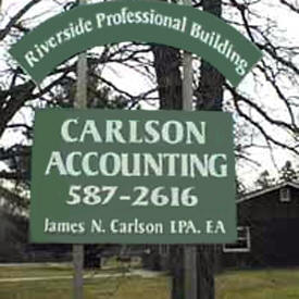 Carlson Accounting, Pine River Minnesota