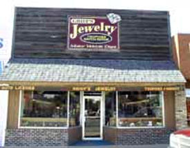 Griep's Jewelry, Pine River Minnesota