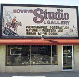Hovey's 4 Directions Gallery
