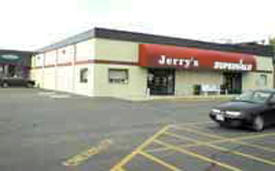 Jerry's Supervalu & BP, Pine River Minnesota