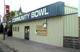 Pine River Community Bowl, Pine River Minnesota