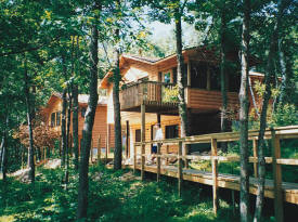Pine Terrace Resort, Crosslake Minnesota