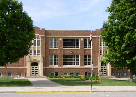 Plainview Elgin Millville High School, Plainview Minnesota, 2010