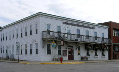 Plainview Hotel, Plainview Minnesota, 2010