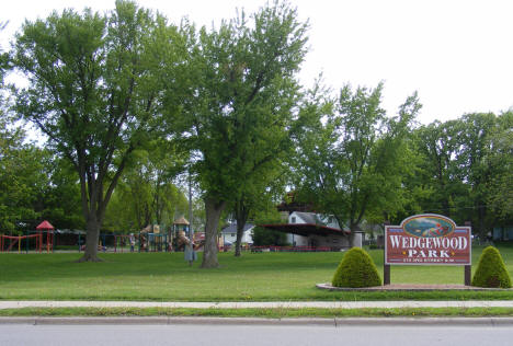 Wedgewood Park, Plainview Minnesota, 2010