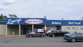 Lanning's Food Center, Plainview Minnesota
