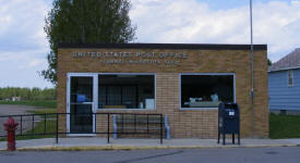 US Post Office, Plummer Minnesota