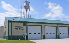 Plummer Fire Department, Plummer Minnesota
