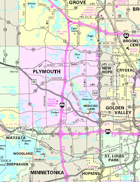 guide to plymouth minnesota