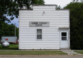 Senior Citizens Center, Porter Minnesota