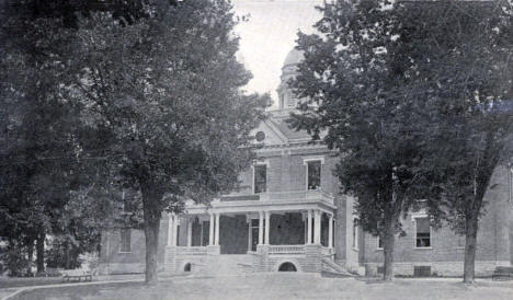 Court House, Preston Minnesota, 1910's