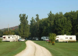 Maple Springs Campground, Preston Minnesota