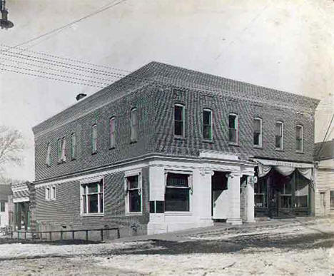 First National Bank, Preston Minnesota, 1925