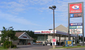 Holiday Stationstore, Proctor Minnesota